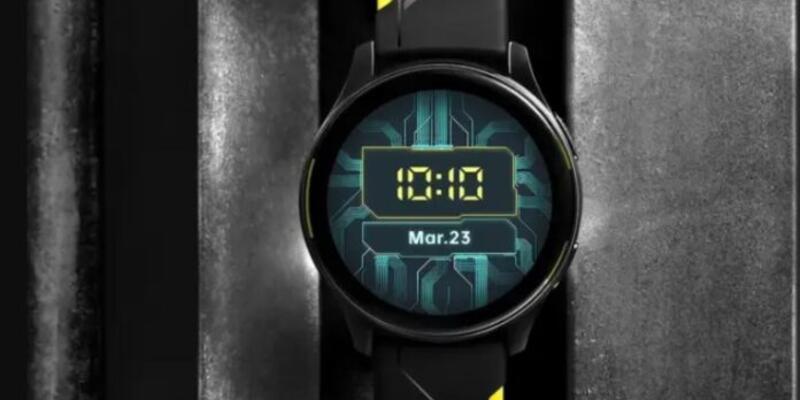 OnePlus Watch Cyberpunk 2077 görücüye çıktı