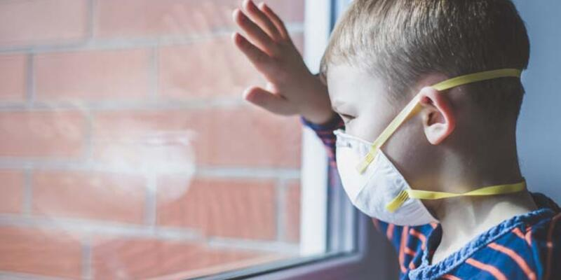 Çocuklarda mutasyonlu koronavirüsün etkilerine dikkat