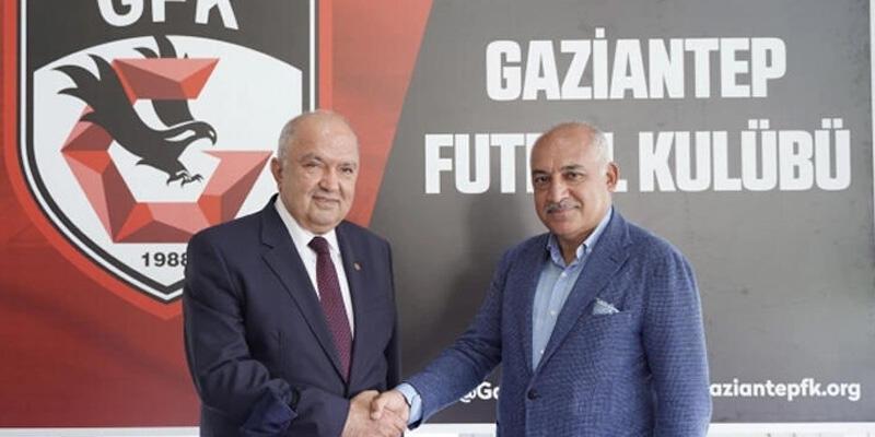 Son dakika... Gaziantep FK'nın yeni başkanı Cevdet Akınal