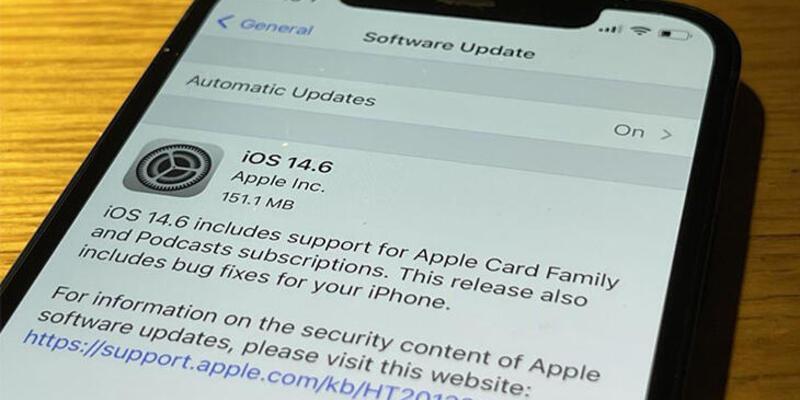 Apple iOS 14.6 özellikleri neler? iOS 14.6 güncellemesi gelecek olan iPhone modelleri!