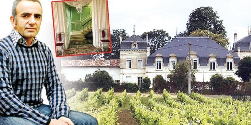 Ünlü ressam İsmail Acar'ın Fransa'da aldığı şato soyuldu