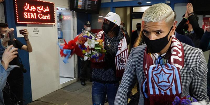 SON DAKİKA: Trabzonspor, Bruno Peres ve Gervinho'yu KAP'a bildirdi