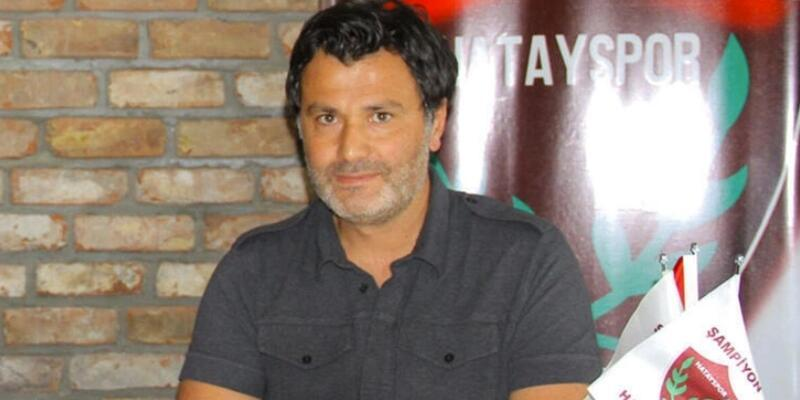 Hatayspor'da sportif direktör Fatih Kavlak istifa etti
