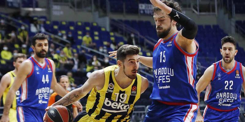 Basketbol Süper Ligi'nde finalin adı belli oldu