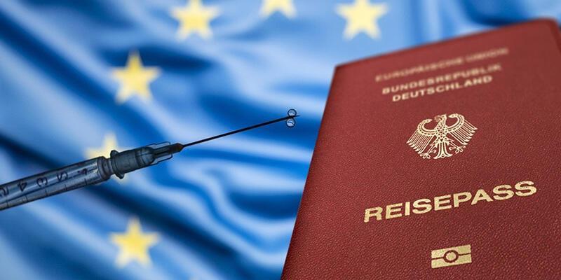 Avrupa Parlamentosu komitesinden aşı sertifikasına onay