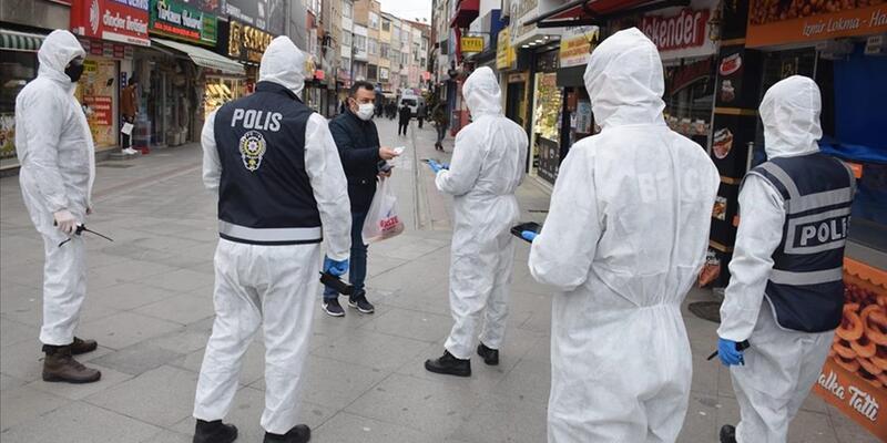 Ülke genelinde eş zamanlı 'Huzurlu Sokaklar ve Terör Suçları Uygulaması' gerçekleştirildi