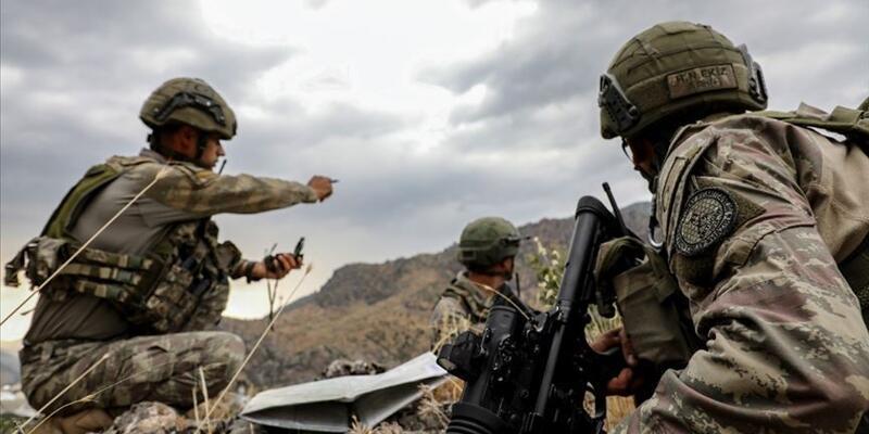 MSB: 11 PKK'lı terörist etkisiz hale getirildi