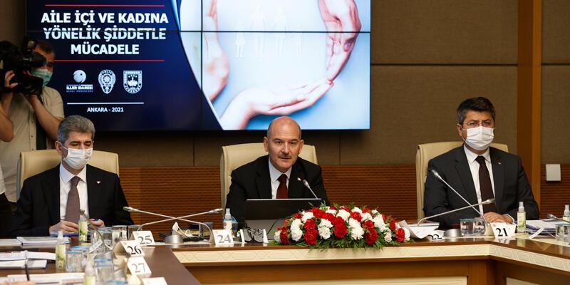 İçişleri Bakanı Soylu'dan kadına şiddetle ilgili yeni talimat: Savsaklama varsa hesabını sorarım