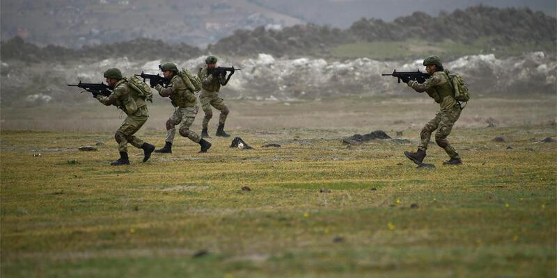 Son dakika: Harekat bölgelerinde 5 PKK/YPG'li terörist etkisiz hale getirildi
