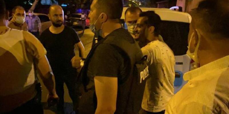 Otomobilden rastgele ateş açtı, özel harekat polisleri yakaladı