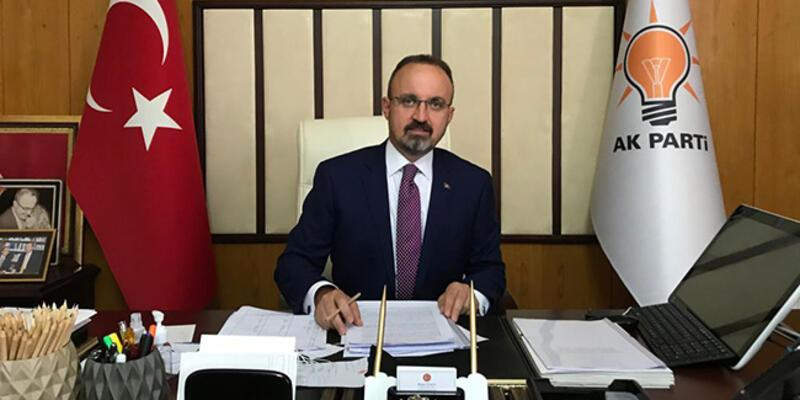 AK Partili Turan'dan seçim barajı açıklaması