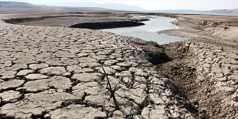 Turizm ve tarım bölgelerinde kuraklık tehlikesi
