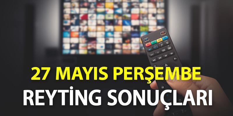Reyting sonuçları 27 Mayıs Perşembe 2021: Camdaki Kız, Bir Zamanlar Çukurova, Bir Zamanlar Kıbrıs reytingleri!