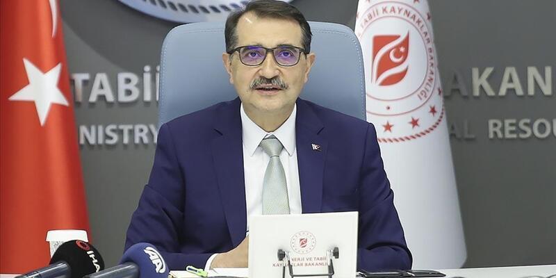Son dakika... Bakan Dönmez'den 'petrol keşfi' açıklaması