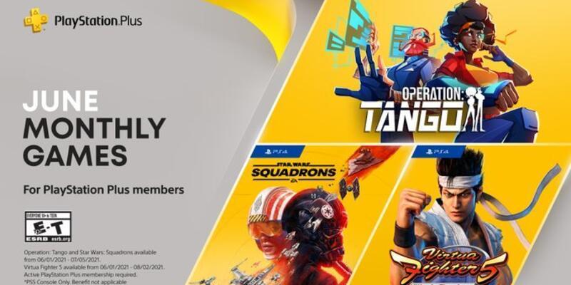 PS Plus'un Haziran oyunlarını açıklandı
