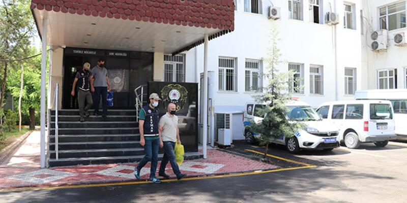 Batman'da FETÖ'nün askeri mahrem yapılanmasına operasyon: 5 gözaltı