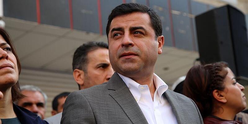 SON DAKİKA: Selahattin Demirtaş'a 2 yıl 6 ay hapis cezası