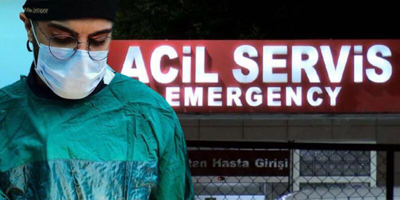 Ankara'da doktoru bıçakla yaralayan şüpheli tutuklandı