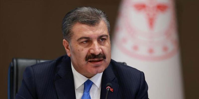 Sağlık Bakanı Koca, engelli vatandaşlara Kovid-19 aşısı yapılmaya başlandığını açıkladı