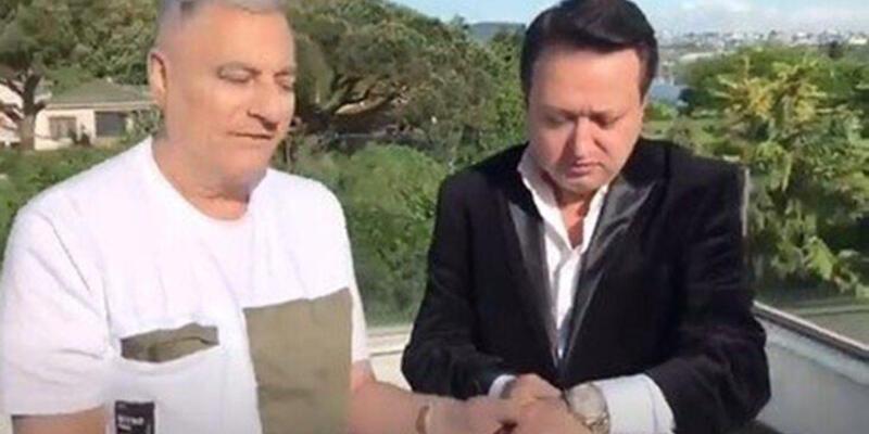 Mehmet Ali Erbil'den Ercan Avşar'a pahalı hediye