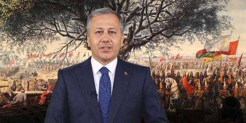 İstanbulValisi Ali Yerlikaya'danİstanbul Fethipaylaşımı