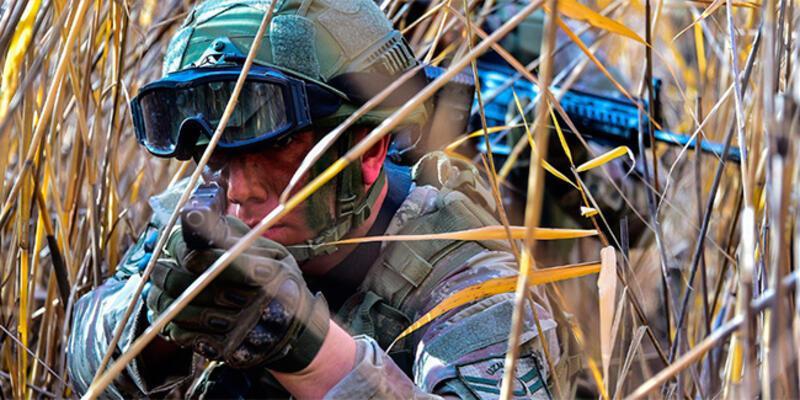 Fırat Kalkanı bölgesine saldırı hazırlığındaki 2 PKK/YPG'li terörist etkisiz hale getirildi
