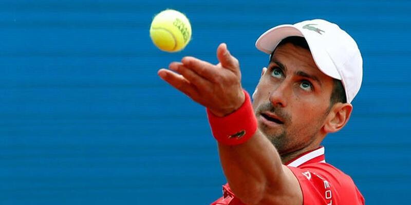 Belgrad Açık'ta şampiyon Novak Djokovic