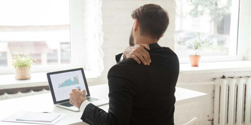 Kas ve iskelet sistemi sağlığı için ofiste alınacak önlemler
