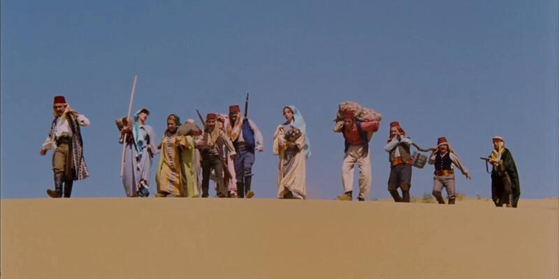 Tosun Paşa oyuncuları kimler? Tosun Paşa nerede çekildi? Yeşil vadi nerede, çöl sahnesi neresi?