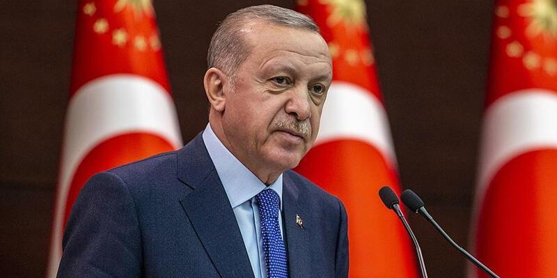 Cumhurbaşkanı Erdoğan, şehit Jandarma Uzman Çavuş Keleş'in ailesine başsağlığı diledi