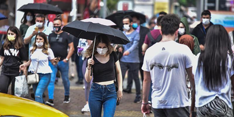 SON DAKİKA: Meteoroloji'den kuvvetli yağış uyarısı