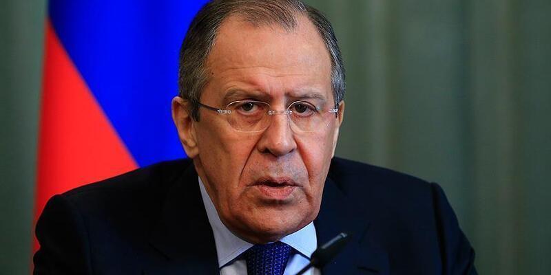 """Lavrov: """"AB güvenilir bir ortak olmadığını kanıtladı"""""""