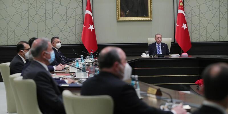 SON DAKİKA: Türkiye'nin gözü bu toplantıda! Beştepe'de kabine zirvesi