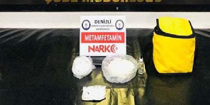 Denizli'de uyuşturucu operasyonunda 11 tutuklama