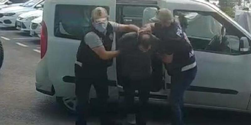 MİT operasyonu ile yakalanmıştı! Sorgulanmak üzere Ankara TEM'e getirildi