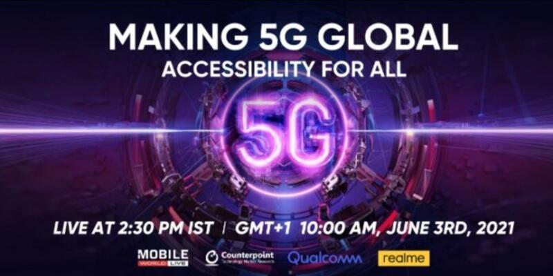 Realme GT 5G ne zaman tanıtılacak?