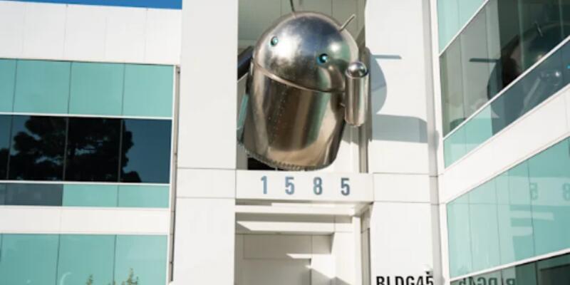 Android'in gizlilik ayarlarını gizledi