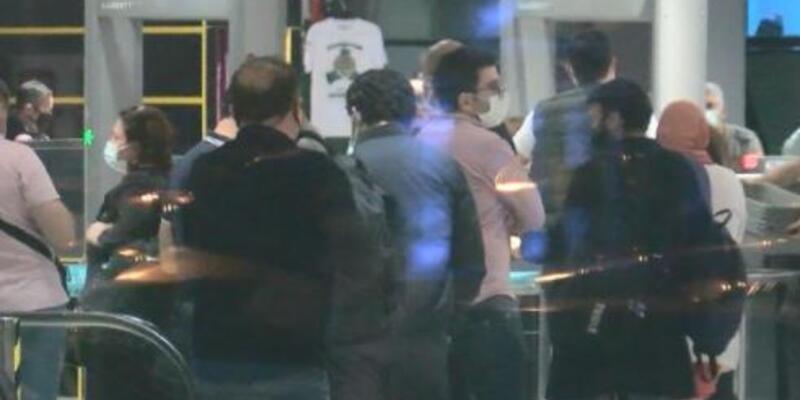 Kız arkadaşının uçuşunu engellemek için bomba ihbarında bulunmuş