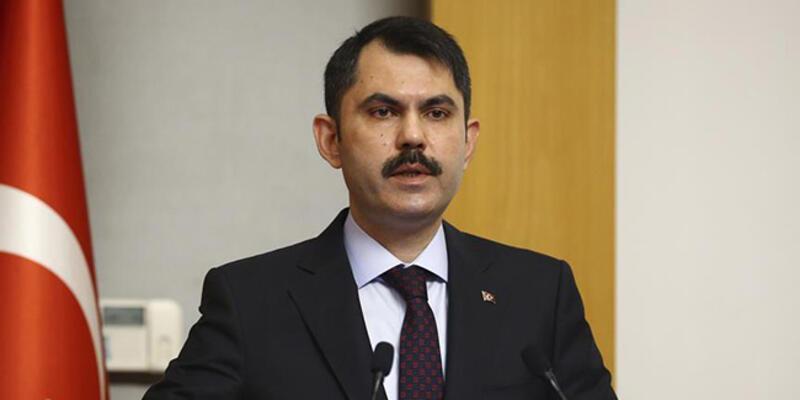 Çevre ve Şehircilik Bakanı Kurum'dan deniz salyası açıklaması
