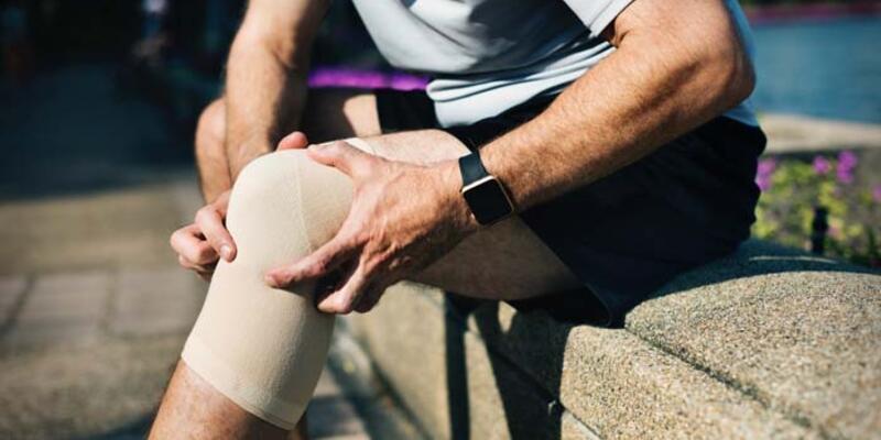 Diz ve kalça kireçlenmesi neden olur?