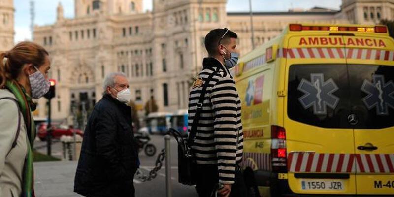 İspanya'da son 24 saatte 30 kişi hayatını kaybetti