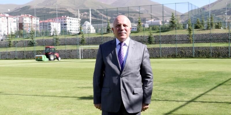 Belediye Erzurumspor'dan desteğini çekti