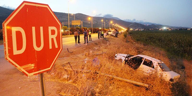 Hatay'da feci kaza: Ölüler ve yaralılar var