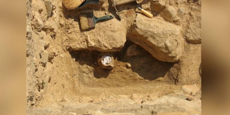 2300 yıllık kara büyü bulundu