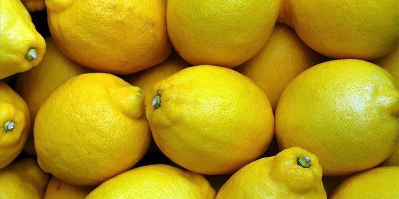 Mayısta en çok limonun fiyatı arttı