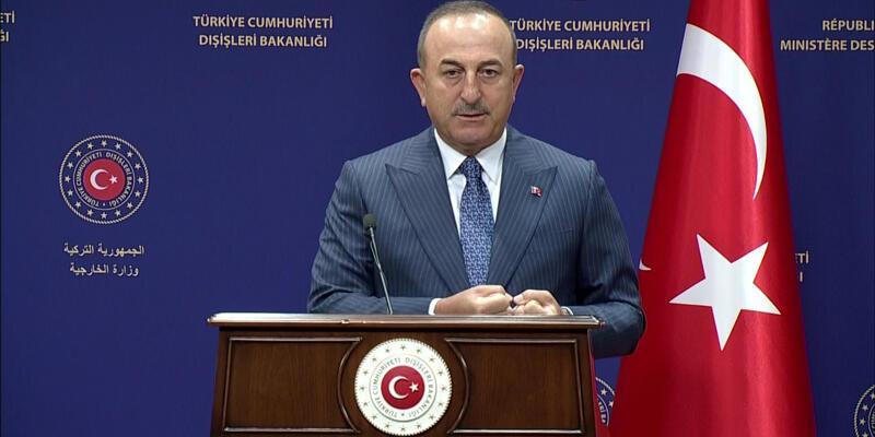 Son dakika... Bakan Çavuşoğlu'dan önemli açıklamalar