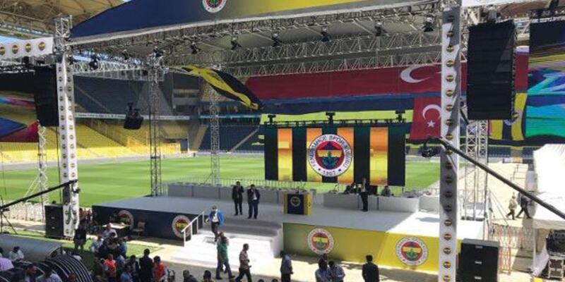 Fenerbahçe'de seçim tarihi kesinleşti