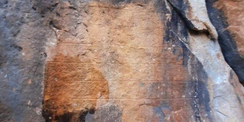 Niğde'de 2 bin 800 yıllık maden yazıtı korunacak