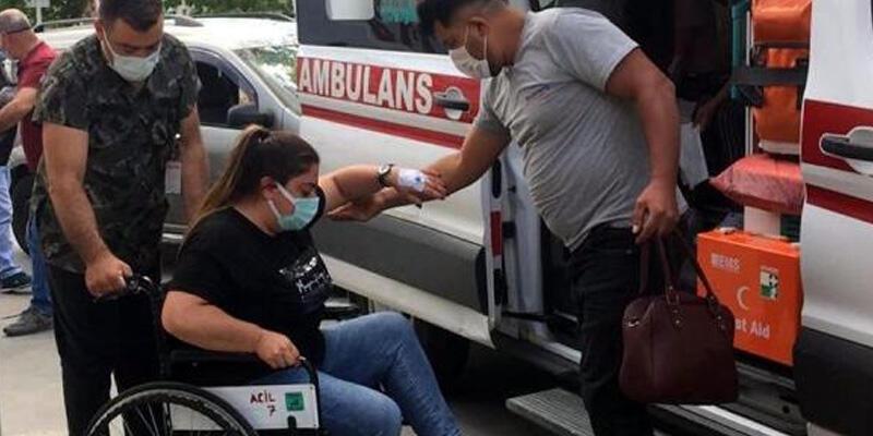 İzmir'de tekstil fabrikası çalışanı 35 kişi, zehirlenme şüphesiyle hastaneye kaldırıldı