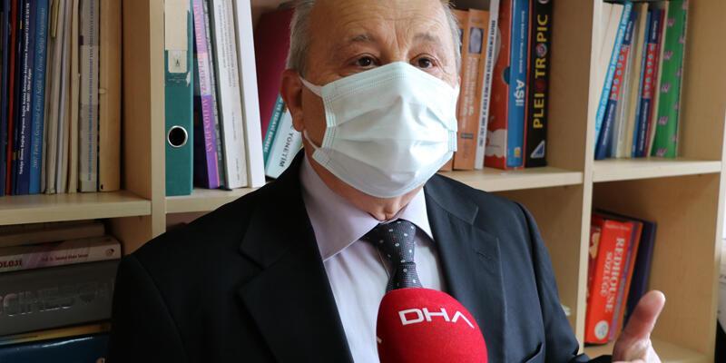 Bilim Kurulu üyesi Akın'dan yazın maske uyarısı